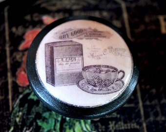 Vintage Knobs Confection - Dry Good Tea