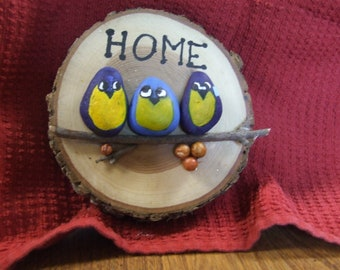 Rock-art Bluebirds