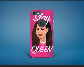 Customized Cartoon Portrait Phone Case