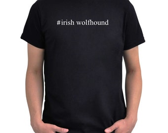 Hashtag Irish Wolfhound  T-Shirt