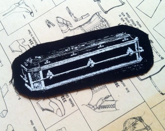 Victorian Coffin Patch