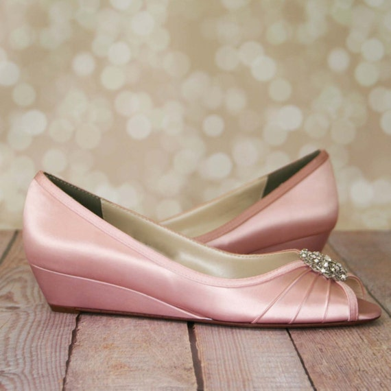 Pink Wedding Shoes. Light Pink Wedding Shoes With Pink Wedding Shoes ...