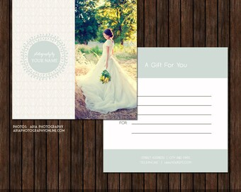 5X5 Photography Gift Certificate, Gift Card - MK8A