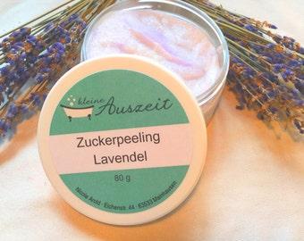 Sugar Scrub Lavender