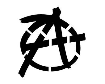 anarchy stencils etsy rh etsy com