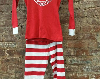 Valentine's Day Pajamas Size: 10 youth