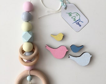 Maxicosikette baby shell pendant