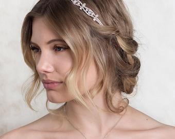 Wedding Headband Bridal Headpiece Bridal Hair Accessories Crystal Headband Wedding Accessories Bridal Jewelry Bridal Hair Piece H5W