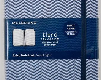 Hardcover Moleskine Notebook (Used Condition)