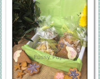 Handmade/Homemade Natural Dog Treats Medium Seasonal Box