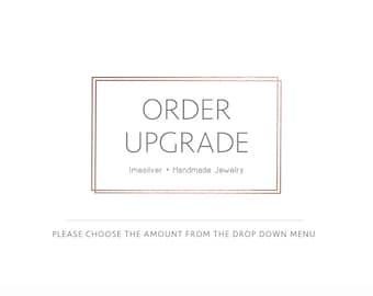 Order Upgrade