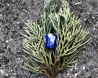 Lapis Lazuli (#2) Reiki Charged  – EXACT crystal shown (1)