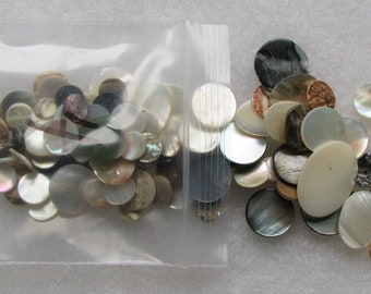 Mother-Of-Pearl Mixed Lot Stones Jewelry Repair/Design 4