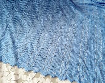 1.5x3 meters wide blue eyelash tulle mesh gauze fabric tapes lace trim ribbon 1o7 free ship