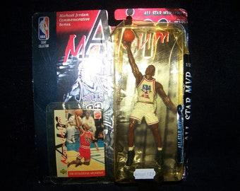 Maximum Commemorative Series Michael Jordan 1996 All Star Action Figurine