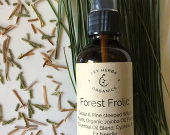 Forest Frolic Holiday Spray