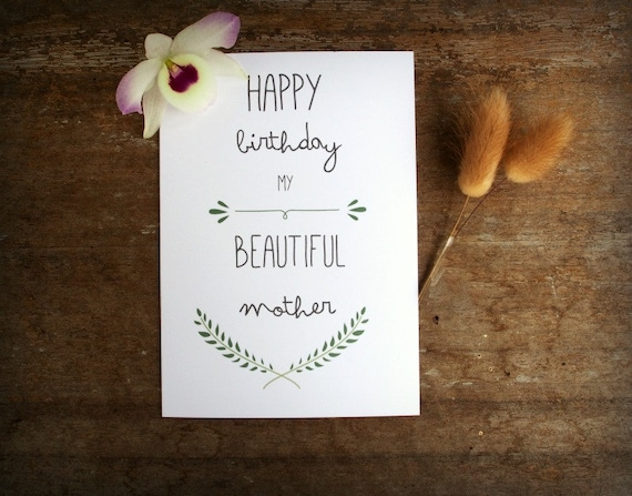 Printable mother birthday card mum birthday card card mom printable mother birthday card mum birthday card card mom birthday diy printing bookmarktalkfo Image collections