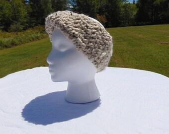 Oatmeal Twist HeadBand