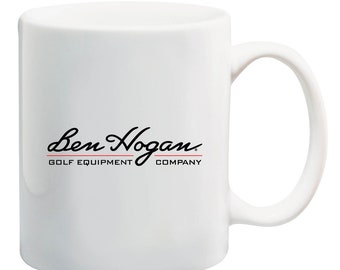 Ben Hogan Coffee Mug