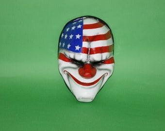 Dallas Mask  from PAYDAY handmade diy