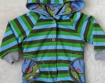 Baby Jacket 74 * Ears *