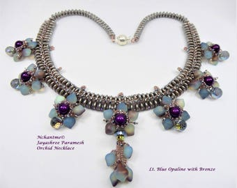 Orchid Necklace Kit