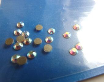 24 pieces Swarovski Crystals 2.2mm