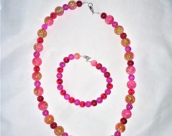 Necklace 28 and Bracelet 3.