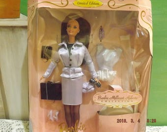 Barbie Millicent Roberts Perfectly Suited Limited Edition-- NRFB