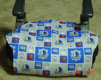 Mavericks toddler booster seat cover