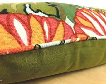 Add Piping to your Pillow cover - Piped Finish - Welt -  Cording - Custom - Your Choice