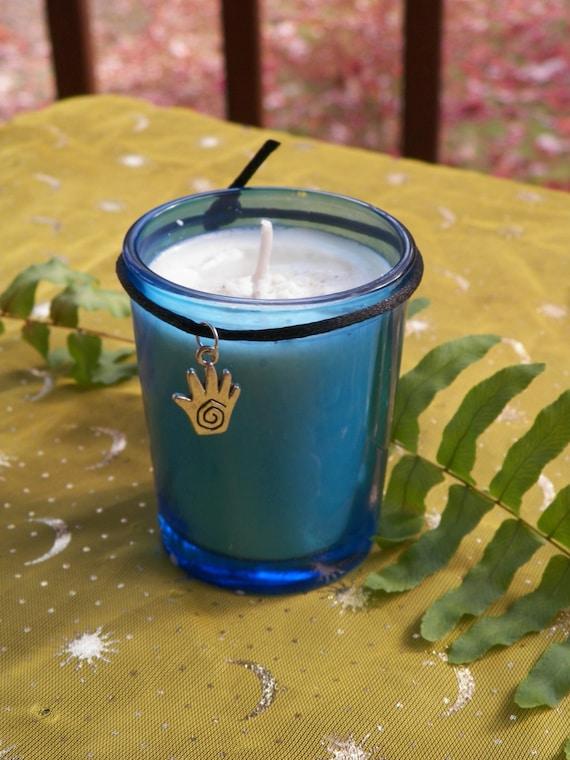 Healing Candle Soy Hand Made Healing Ritual Candle