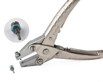 Forca RTGS-293-SP Pin Replacement for Jewelry Parallel Action Metal Hole Punch Pliers