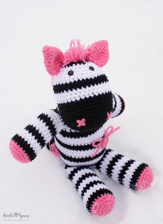 Zephie the zebra amigurumi stuffie toy crochet pattern zebra zephie the zebra amigurumi stuffie toy crochet pattern zebra animal zebra toy crochet pattern amigurumi zebra dt1010fo