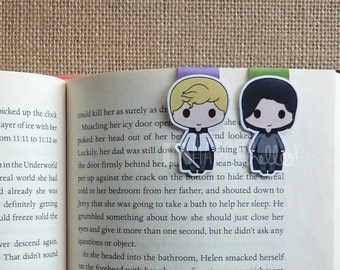 Magnetic Bookmarks • Magikal Bromance
