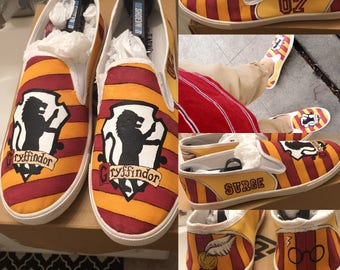 Gryffindor Harry Potter quidditch shoes