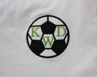 Soccer tee shirt Mom's  Soccer shirt  or Soccer player shirt