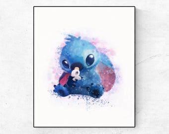 Lilo And Stitch Experiment 123