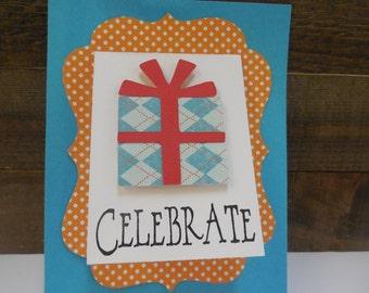 SALE, SALE, SALE celebrate Card kit, Premade Celebrate Cards, Handmade Card Kit, Card Kit, Pre-made Birthday Cards, Birthday Cards