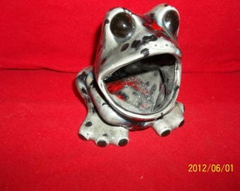 frog scouring pad frod scrubber frog bug eyed frog