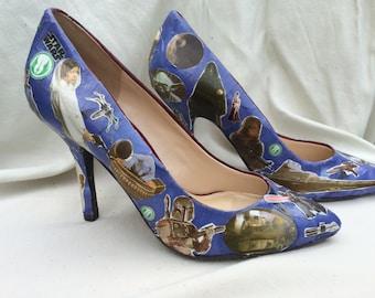 Size 7 Star Wars heels