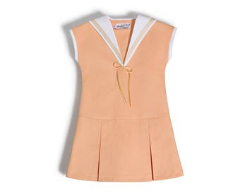 Matrosenkleid LOTTE - Candy Edition - apricot