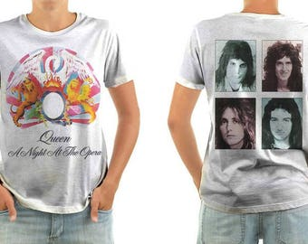 QUEEN a night at the opera shirt all sizes