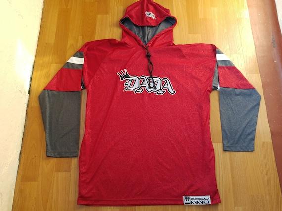 Vintage 90's Damani Dada Supreme Sweatshirts Size XL r1tgN0p
