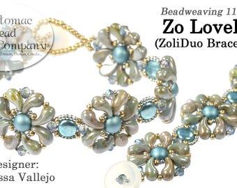 Zo Lovely Bracelet (Pattern)