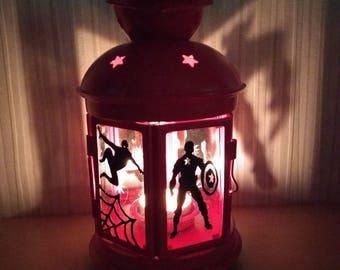 Marvel inspired Lantern