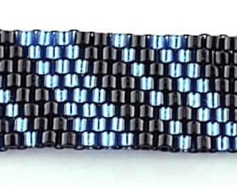 Bracelet Beading Kit - Stripy beaded bracelet