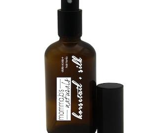 Scalp Hair Tonic Elixir Treatment Growth Horsetail Silk
