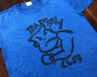 Vintage 90s Bad Boy T-Shirt size L