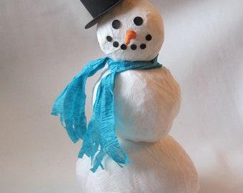 Snowman Surprise Ball